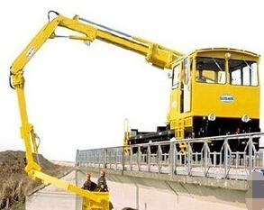 臂架式桥梁检测车